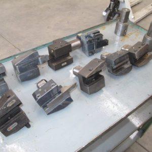 Serie portautensili fissi VDI 40 usati per tornio cnc
