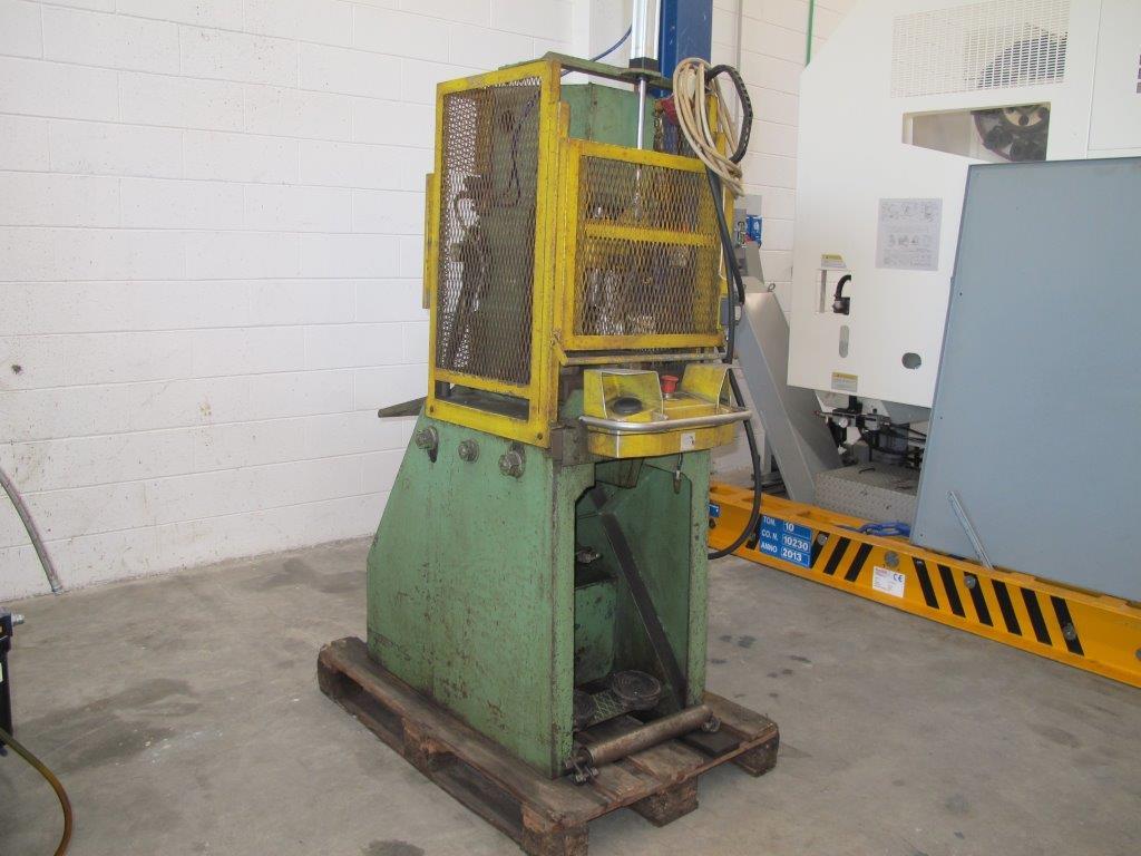 pressa idraulica usata santoro macchine
