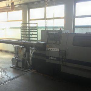 Spingibarra idraulico ASMUT AB6 usato