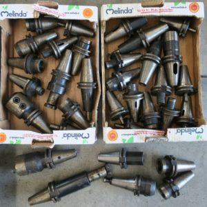 Coni portautensili mandrini DIN 97681 usati