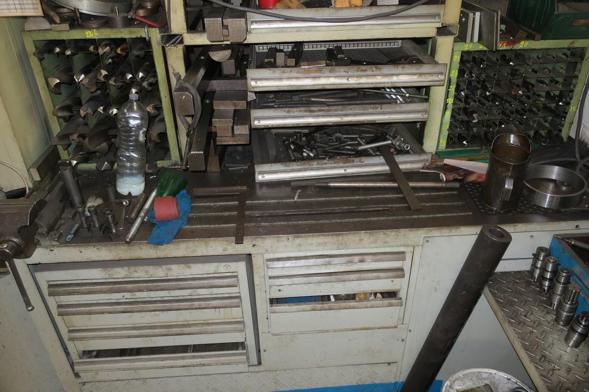 Banchi Da Lavoro Usati Per Officina : Attrezzatura usata per officina meccanica