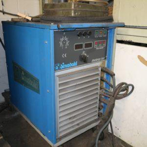Saldatrice a filo continuo usata SINCOSALD ENERGY 501