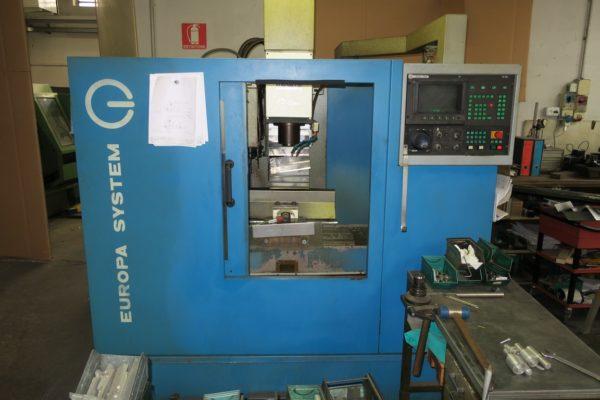 Centro di lavoro verticale GLORIA EUROPA 2/40 usato