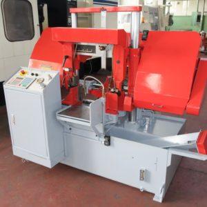 Segatrice a nastro automatica BIANCO 350 SFA CNC 90 usata REVISIONATA