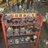 Utensileria ed attrezzatura varia da fresatura ISO 50