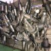 Utensileria ed attrezzatura varia da fresatura ISO 50 usata
