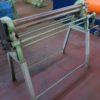 Calandra manuale da 1000 mm a 3 rulli usata