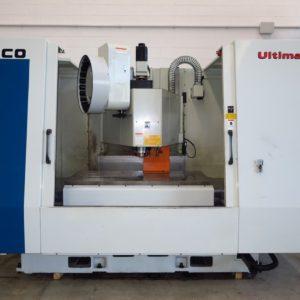 Centro di lavoro verticale usato HURCO BMC 6434