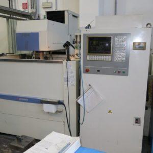 Elettroerosione a filo MITSUBISHI FX30K usata RICONDIZIONATA