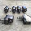 Serie portautensili motorizzati MORARI VDI 30 usati
