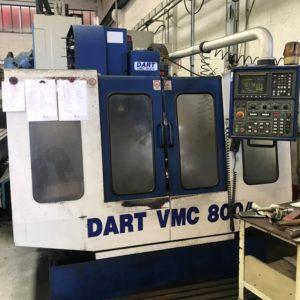 Centro di lavoro verticale MIND DART 800A cnc FANUC usato