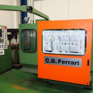 Fresatrice a controllo numerico CB Ferrari A13 cnc SELCA usata