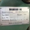 Aspo svolgitore motorizzato Bruderer BMH STK usato