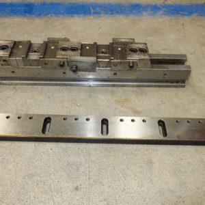 Morsa multipla modulare di precisione LEAVE SVF 5040 usata