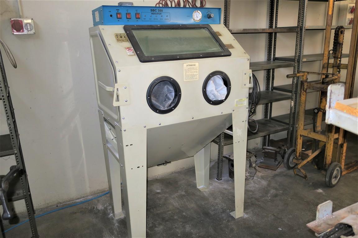 Sabbiatrice fervi mod 0878 usata for Idrociclone per sabbia usato