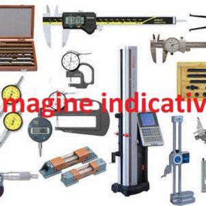 Strumenti di misura, tamponi ed attrezzature varie usate