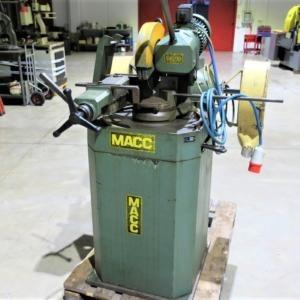 Troncatrice a disco MACC 300 usata
