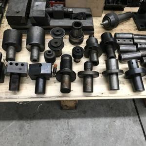 Setdi portautensili VDI 40 usati per tornio cnc