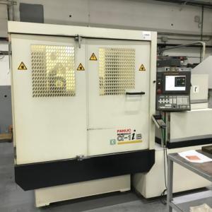 Elettroerosione a filo FANUC ALFA 1-iB usata
