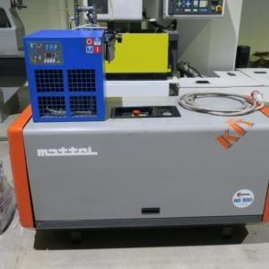 Compressore rotativo a palette silenziato MATTEI KIT 507L usato