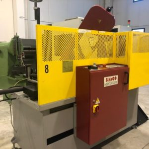 Segatrice a nastro automatica BIANCO 370 A usata
