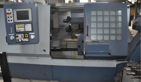 Tornio 3 assi EMCO PADOVANI Labor 400 cnc FAGOR 8055 Usato