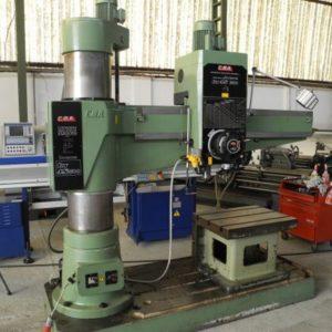 Trapano radiale CMR INVEMA KR 45 1600 usato