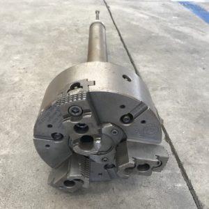 Autocentrante idraulico 3 griffe AUTOBLOK 210 GHN usato