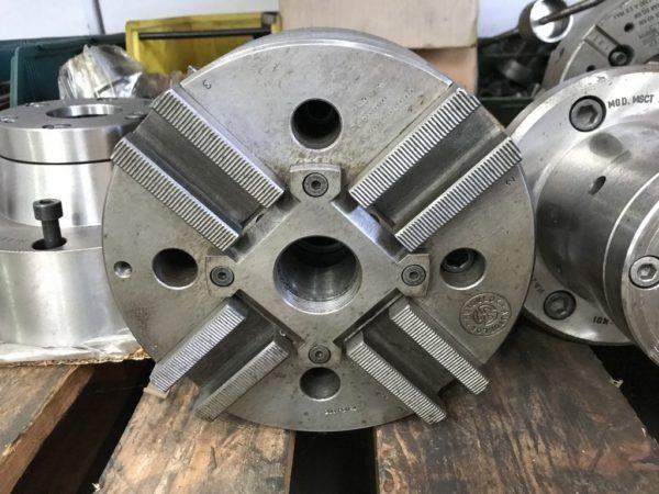 Autocentrante idraulico 4 griffe AUTOBLOK 200 HDN usato