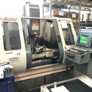 Centro di lavoro verticale MAXIMART VMC 850 usato