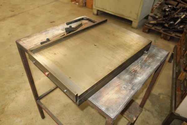 Piano magnetico 500x300 usato