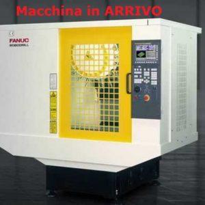 Centro di lavoro FANUC Robodrill Alfa T14i Bl 4 assi usato