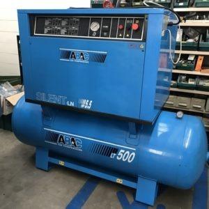 Compressore silenziato ABAC B5900 SILENT 500 usato