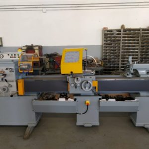 Tornio parallelo ALPIN 200x2000 usato ricondizionato
