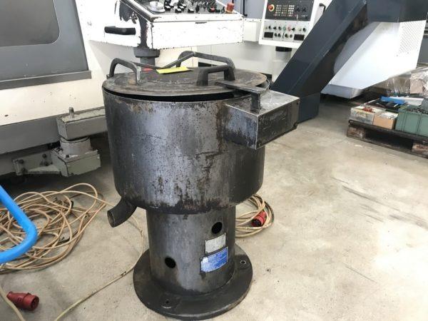 centrifuga per minuterie metalliche VIVALDI usata