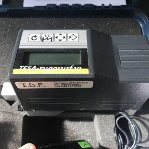 Ilrugosimetro portatile TESA RUGOSURF 10 usato