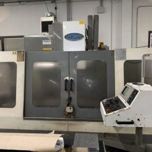 Centro di lavoro verticale SHE HONG HV-50 USATO