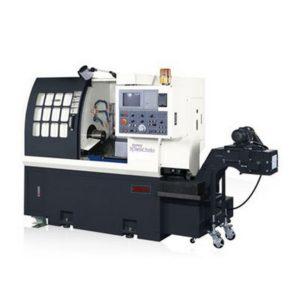 Tornio cnc motorizzato UTIMAC JINN FA JCL-50TGM usato