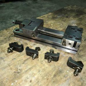 Morsa modulare di precisione GERARDI STANDARDFLEX usata