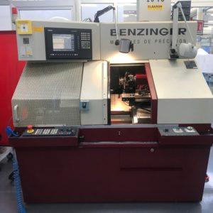 Tornio cnc motorizzato BENZINGER TNC-S ex ROLEX usato