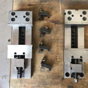 Coppia di morse modulari di precisione GERARDI usate