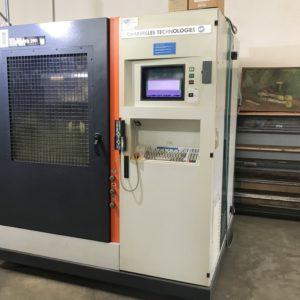 Elettroerosione a filo CHARMILLES ROBOFIL 290 usata