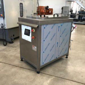 Lavatrice industriale a ultrasuoni MORONI SONOX 160 usata