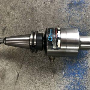 Turbina aria compressa ISO 40 DIN 69871 usata