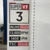 Centro di lavoro verticale HAAS VF-3 SS USATO